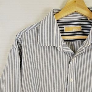 Michael Kors Button Dress Shirt 17